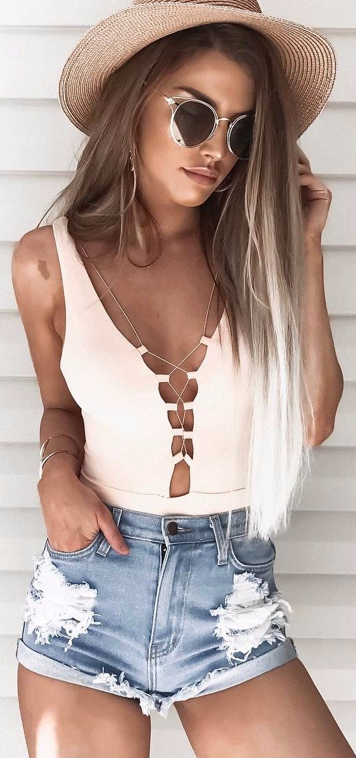 2017 summer fashion trend - Trendy Summer Outfits 50 Amazing Ideas To Copy Asap