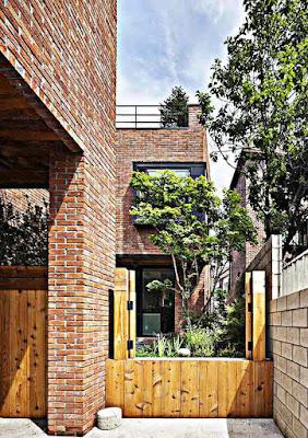 Desain rumah minimalis gaya Korea