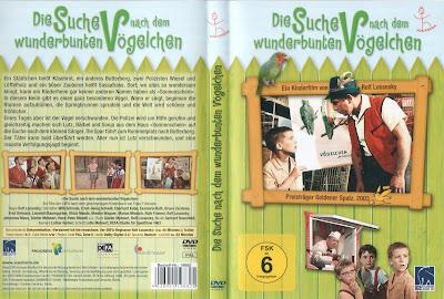 В поисках удивительно красивой птицы / Die Suche nach dem wunderbunten Vögelchen. 1963.