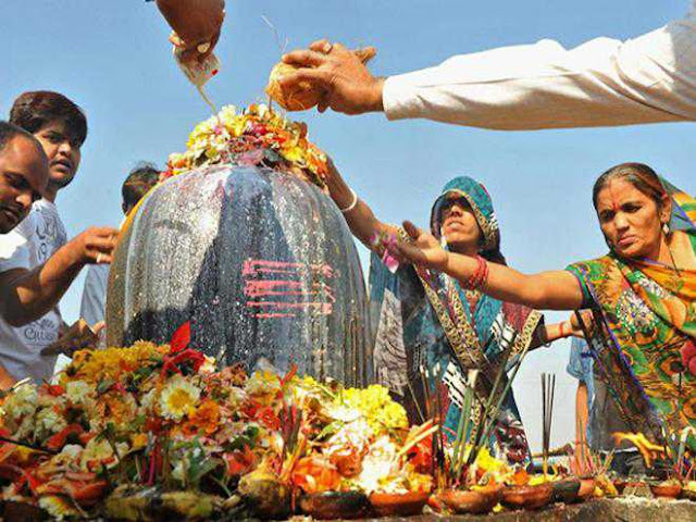Why do we celebrate Shivratri ?