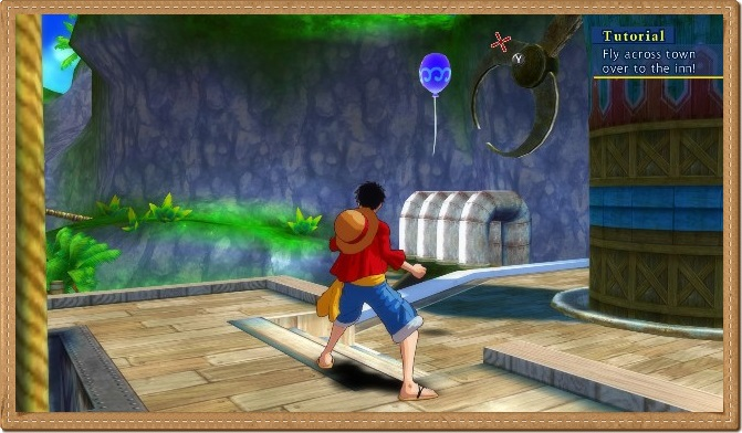 One Piece Unlimited World Red PC Gameplay
