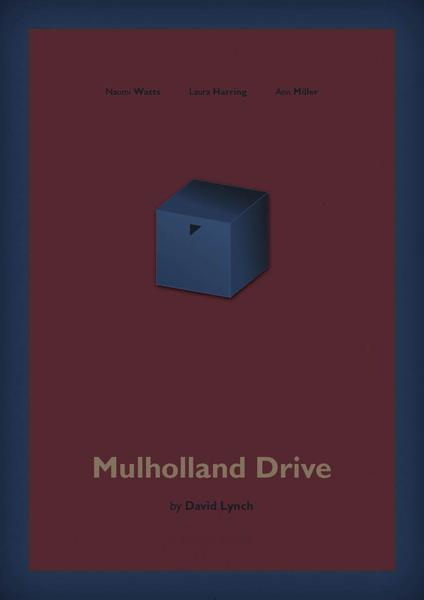 MULHOLLAND DRIVE (Dir. David Lynch, 2001)   Discreet ...