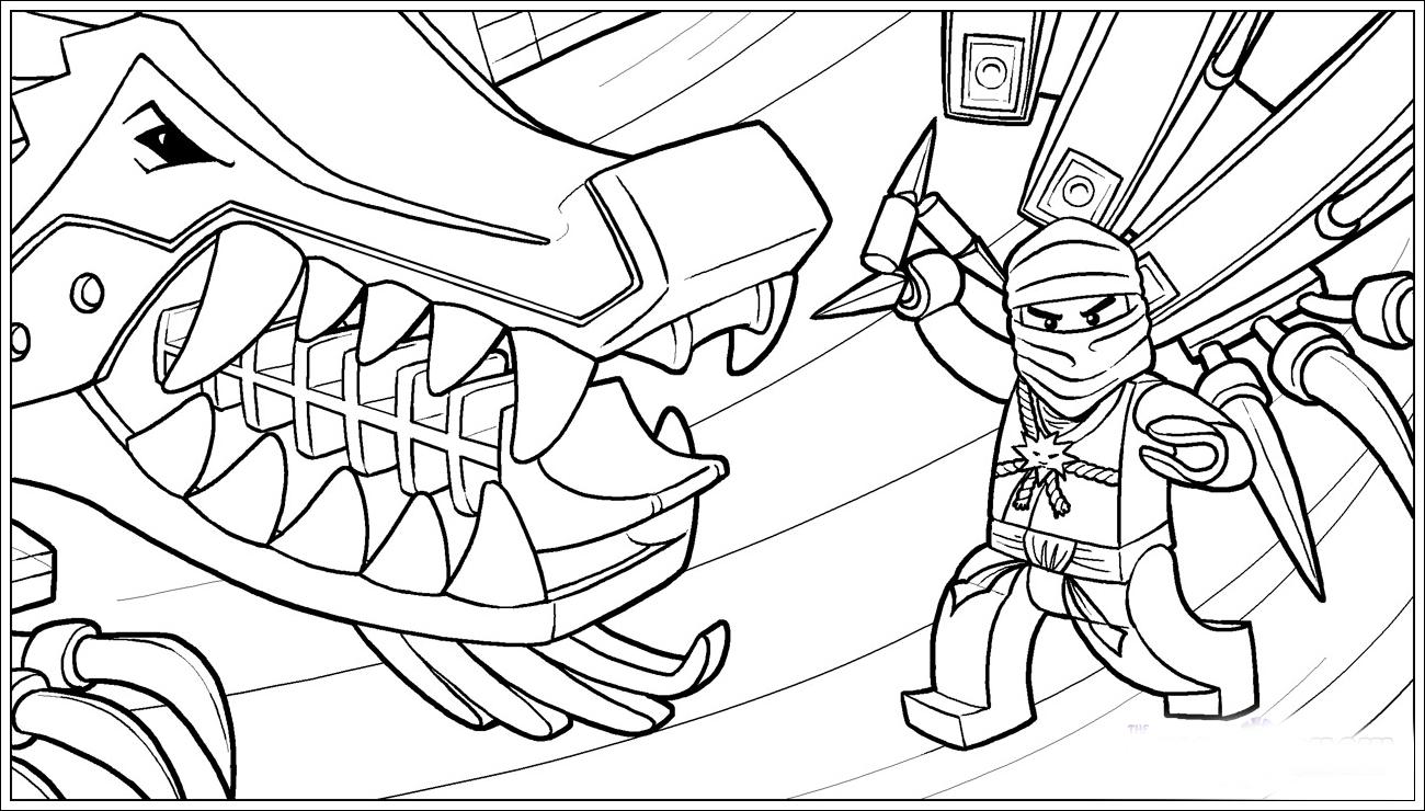 lego dragon coloring pages ausmalbilder zum ausdrucken ausmalbilder ninjago drache