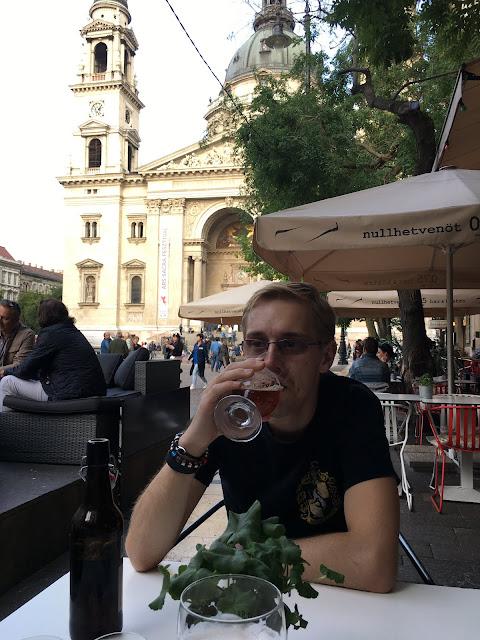 Hungarian beer