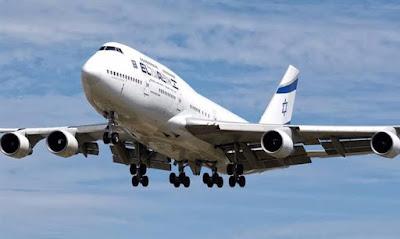 Israelense El Al e Aerolíneas anunciam codeshare