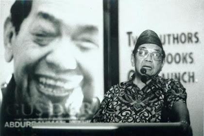 Gus Dur dan Peneguhan Islam Nusantara