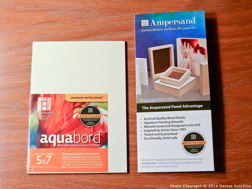 Aquabord and Ampersand Pamphlet
