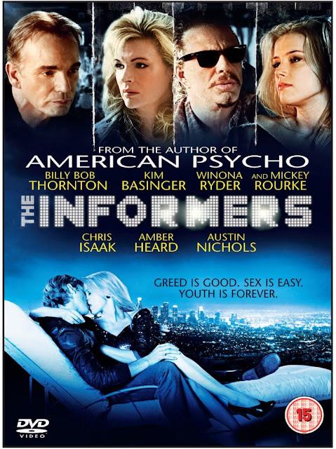 The informers เปิดโปงเมืองโลกีย์ [18+]