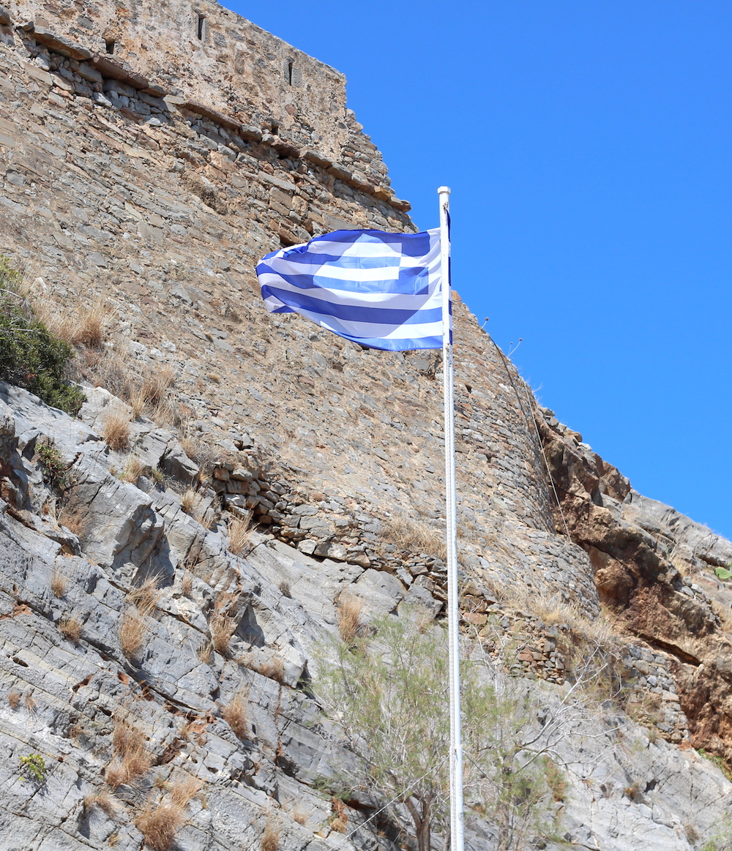 crete greece spinalonga island
