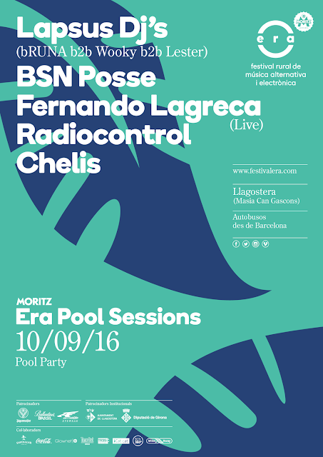 Era Pool Sessions 2016