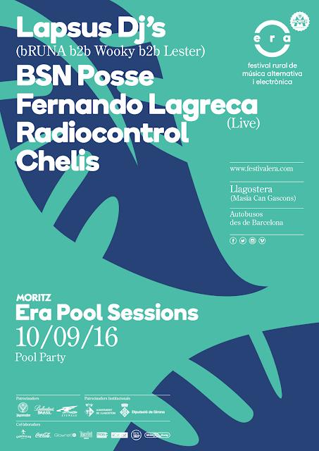 Era Pool Sessions 2016