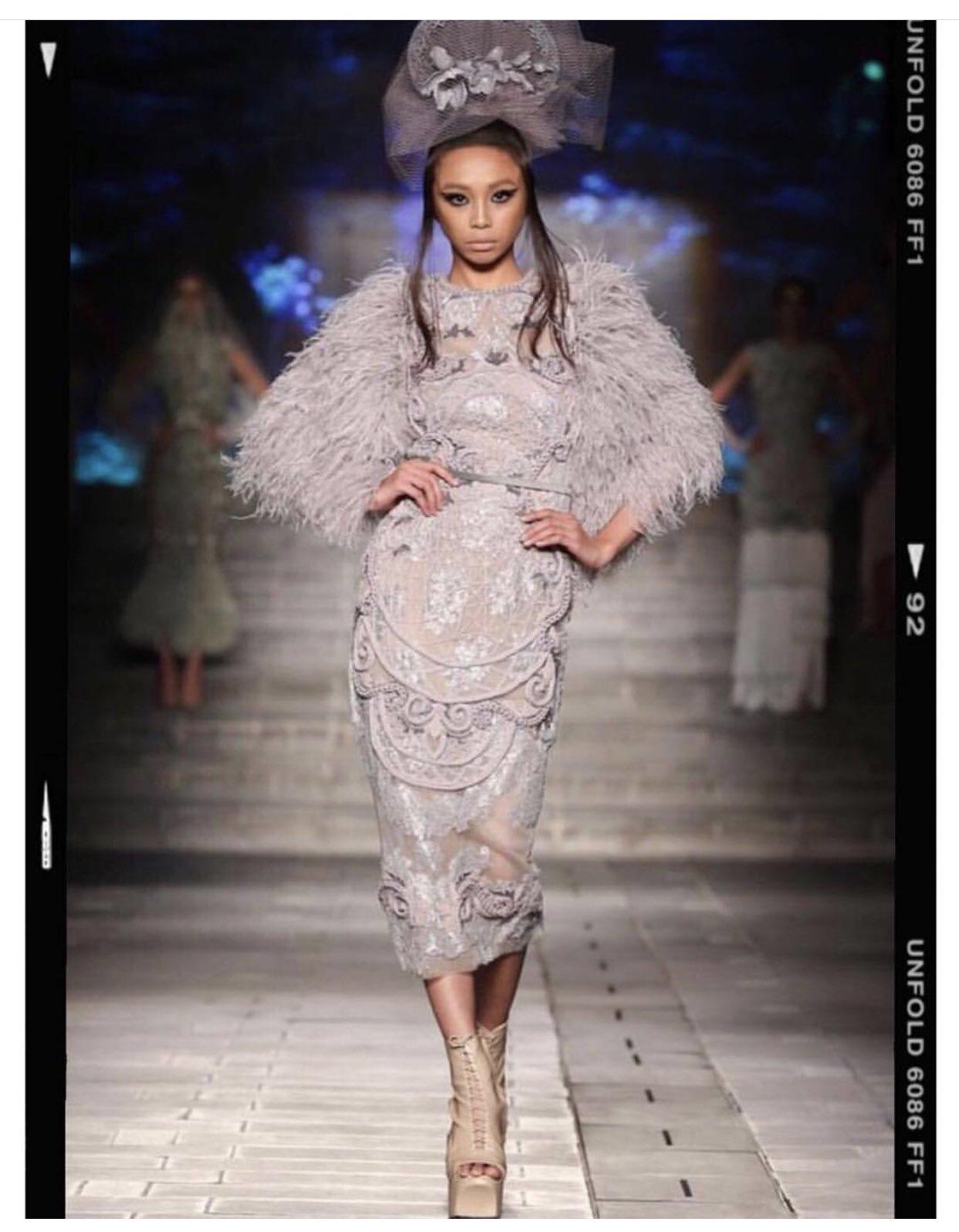 Maymay Entrata slays at Arab Fashion Week