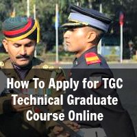 How To Apply for TGC Technical Graduate Course Online