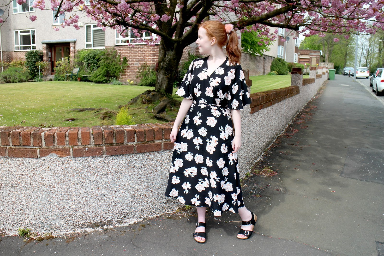 How to style a midi dress this Summer