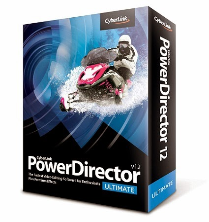 CyberLink PowerDirector Ultimate v14.0.2820.0 Full İndir