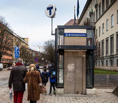 kollektivtrafik stockholm störningar