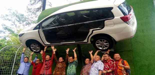 Taman Tematik Kota Bandung untuk Spot Foto Terbaik