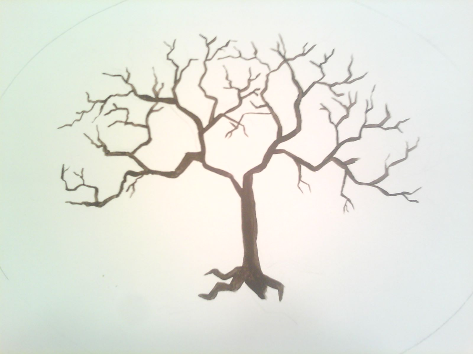 Simple Tree Outline I ...