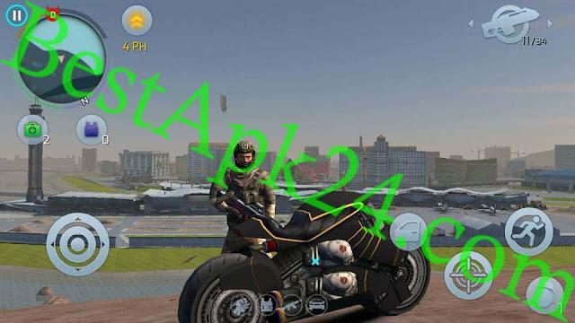 Gangstar Vegas v3.3.0m + Mod 3