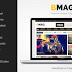 BMAG v2.0 Magazine Responsive Blogger Template 2.0