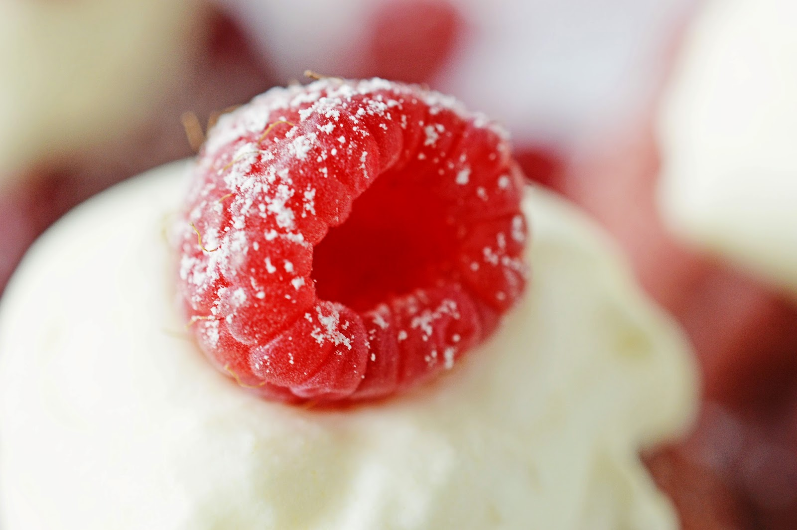 Raspberry & Lemon Mini Bundt Cakes Recipe | Motte's Blog
