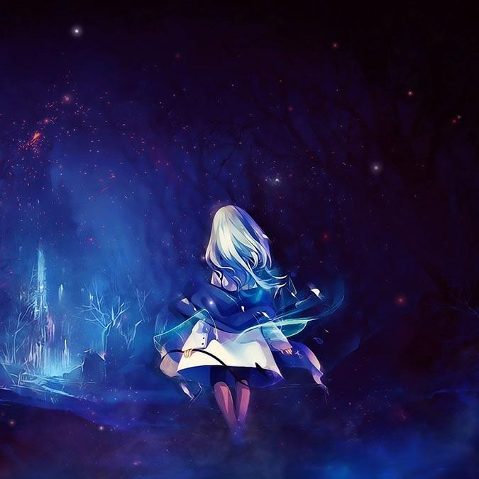 Anime Girl №3 Wallpaper Engine Free | Download Wallpaper ...