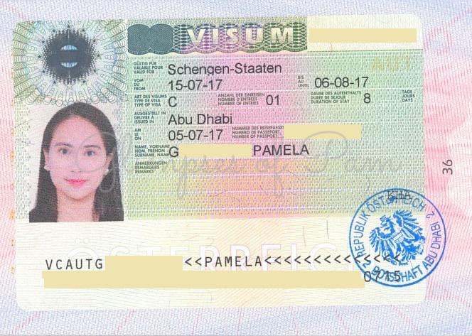 How to Apply for a Schengen Tourist Visa in Dubai | Dubai OFW