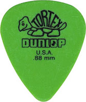 Dunlop Tortex .88mm Guitar Pick James Hetfield