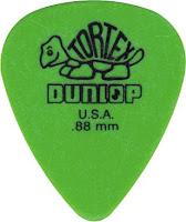 Dunlop Tortex .88mm Guitar Pick James Hetfield