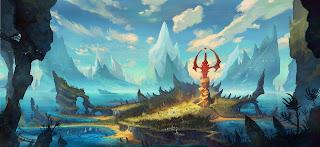 order_art_1 Artworks e Imagens de Order & Chaos Online (Gameloft)