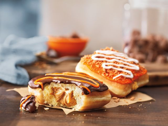 Dunkin Donuts 2015 Pumpkin Menu Includes New Pumpkin