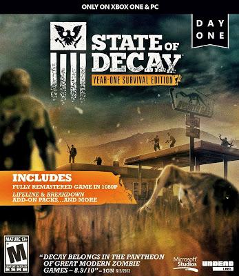 شرح تحميل لعبة الزومبي الرهيبة state of decay yose day one