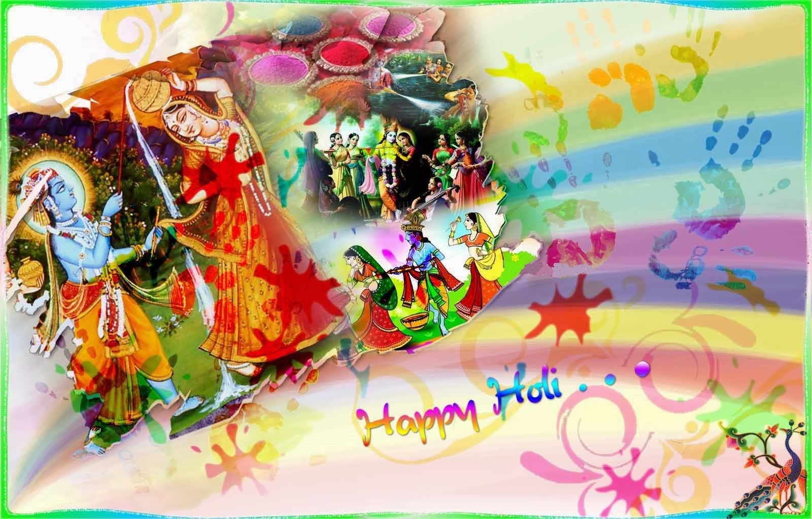 Happy Holi 2014 Lovely HD Images and Pictures radha krishna. 1600 x 1024.New Year Wishes For Lover Essays In Hindi Language