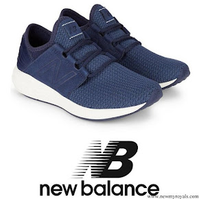 Kate Middleton wore New Balance Fresh Foam Cruz Trainers