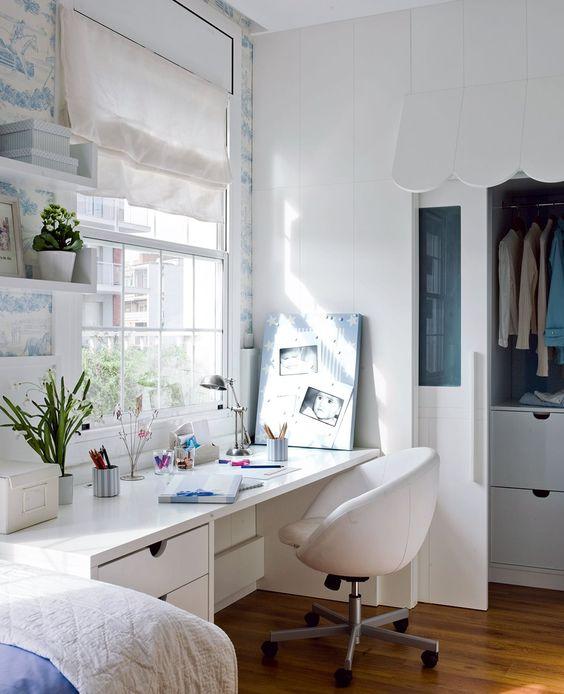 Dormitorios peque os grandes soluciones cocochicdeco - Soluciones dormitorios pequenos ...