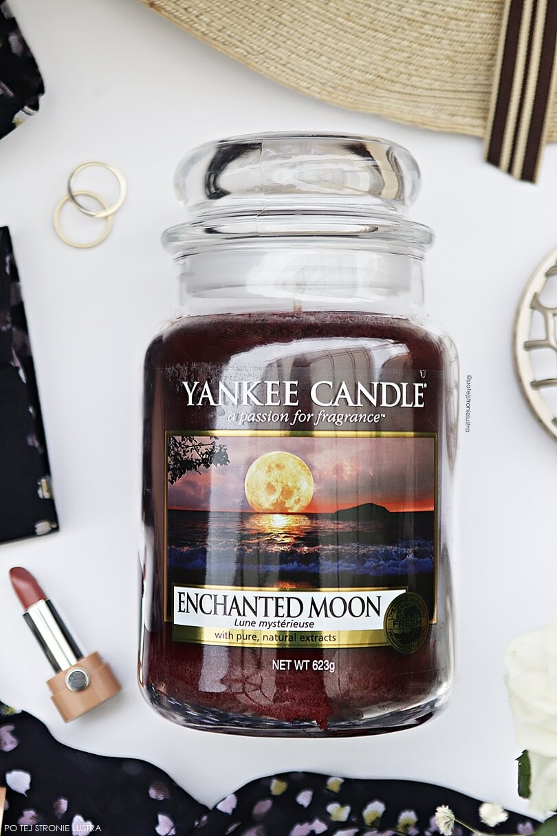 enchanted moon yankee candle nowość 2018