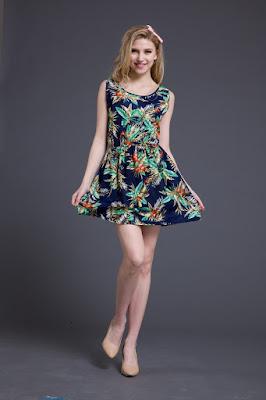 como combinar vestidos
