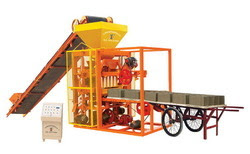 Mini Concrete Block Making Machines