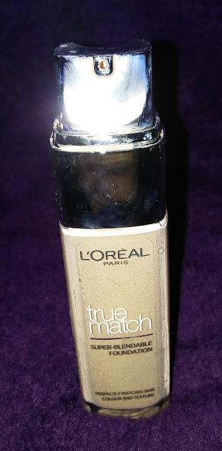 L'Oreal Paris, True Match The Foundation Super Blendable - Podkład dopasowujący się do skóry (nowa formuła).