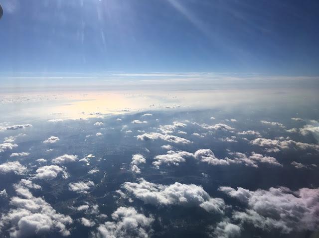イメージ画像:上空からの景色