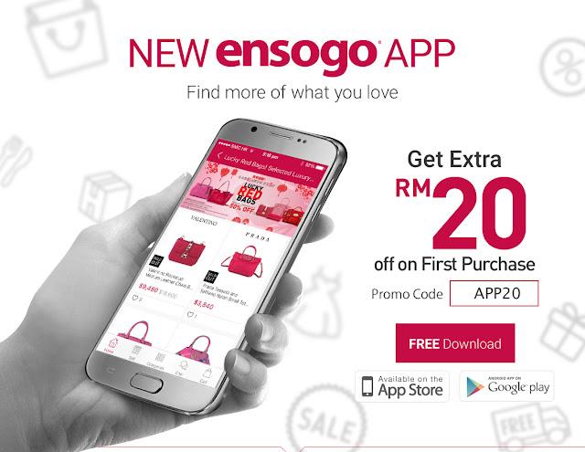 Ensogo Malaysia Tawar Beli Belah Dengan Harga Istimewa