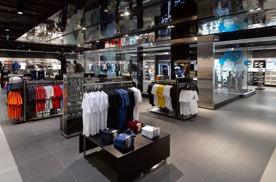 Lojas da Adidas em Orlando e Miami