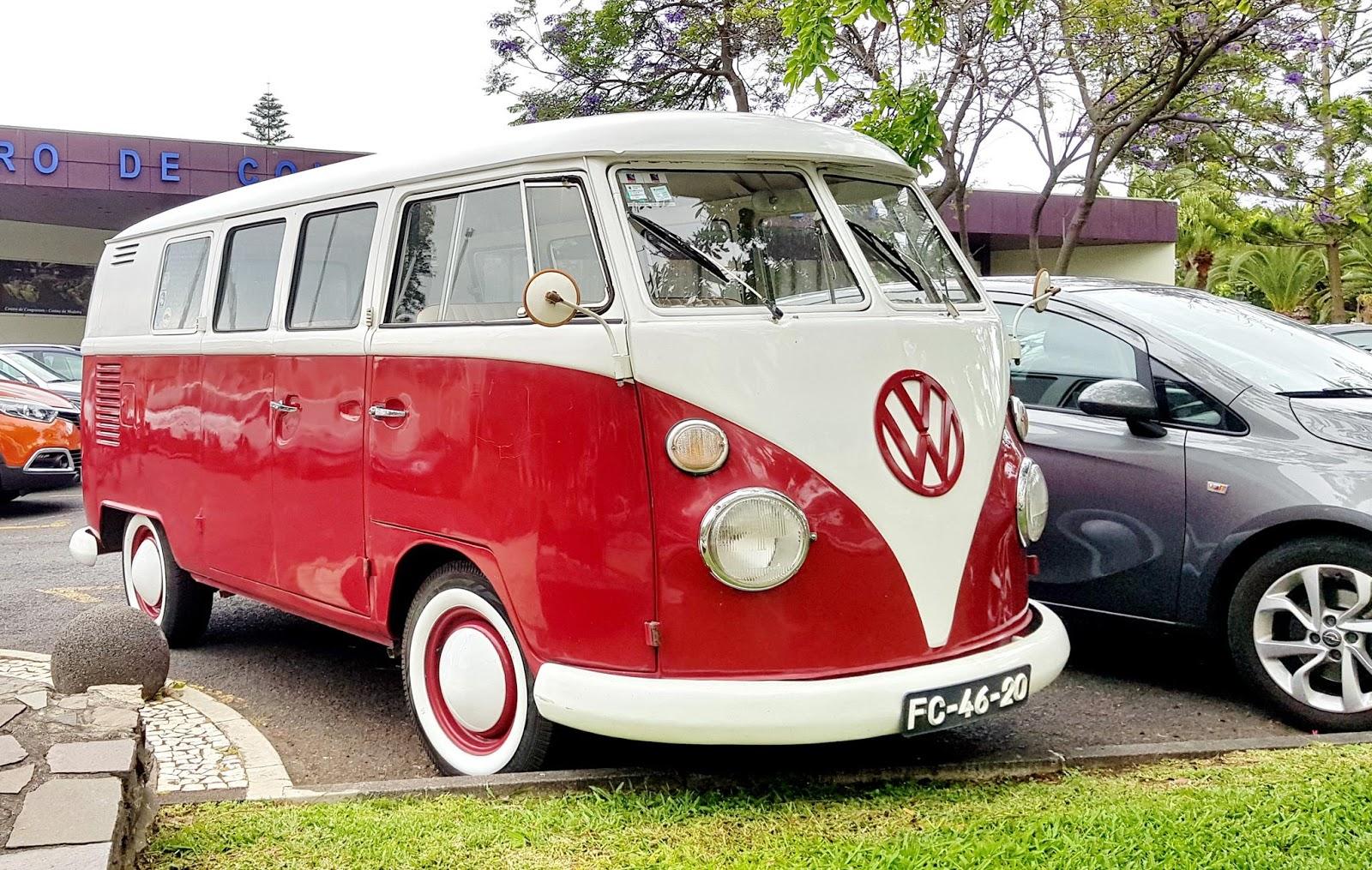 VW pão de forma