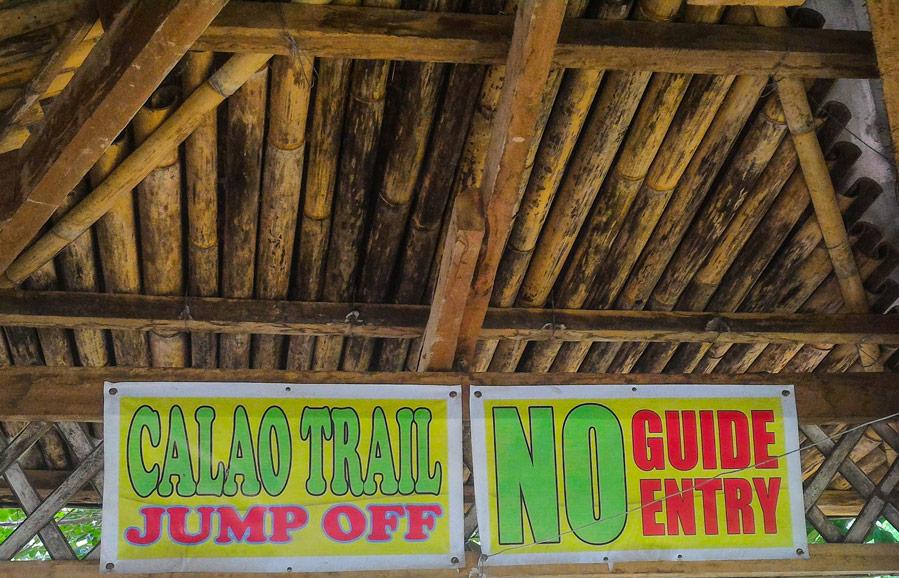 Tour Guide Kalaw Falls Mayantoc Tarlac