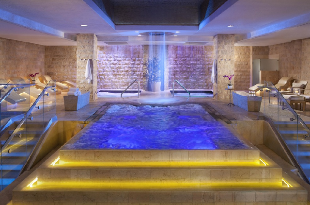 Qua Baths & Spa no Caesar's Palace em Las Vegas