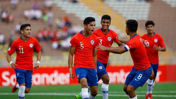 Chile vs Ecuador Sub 17 VER EN VIVO ONLINE Sudamericano sub 17 hexagonal final primera fecha.