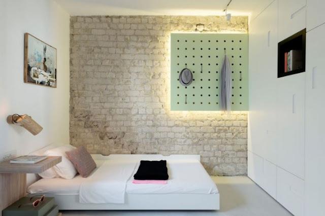 Phòng ngủ nên bài trí tối giản