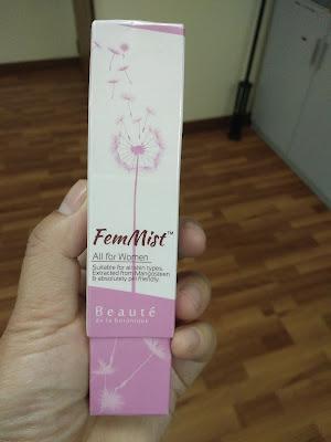 FemMist Feminine Mist