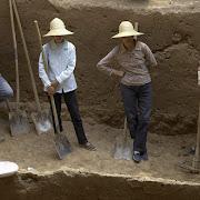 В Китае раскопали 18 могил гуннов возрастом две тысячи лет