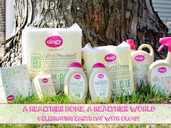 A Healthier Home, A Healthier World: Celebrating Earth Day with Ology {#WalgreensOlogy #CollectiveBias #shop}